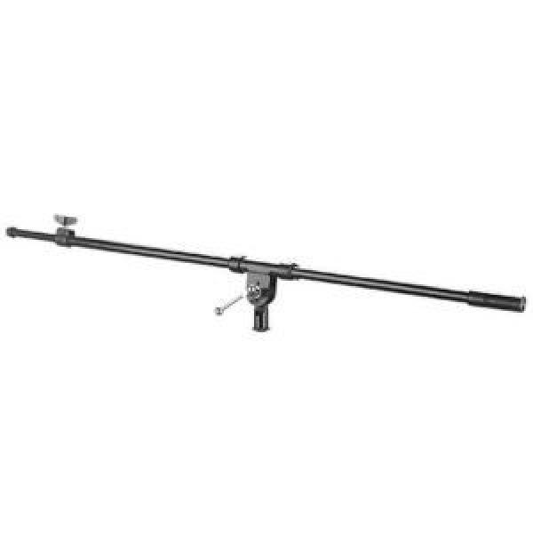 OnStage MSA7020TB Telescoping Microphone Boom Black 32 to 48 Inch #1 image