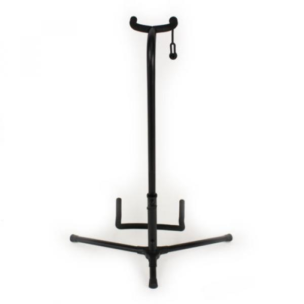 Brand New On Stage XCG-4 Guitar Stand Electric & Acoustic Nitro Lacquer Safe #4 image