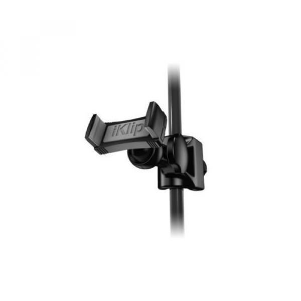 IK Multimedia iKlip Xpand Mini Universal Mic Stand Mount for Smartphone Inc #3 image