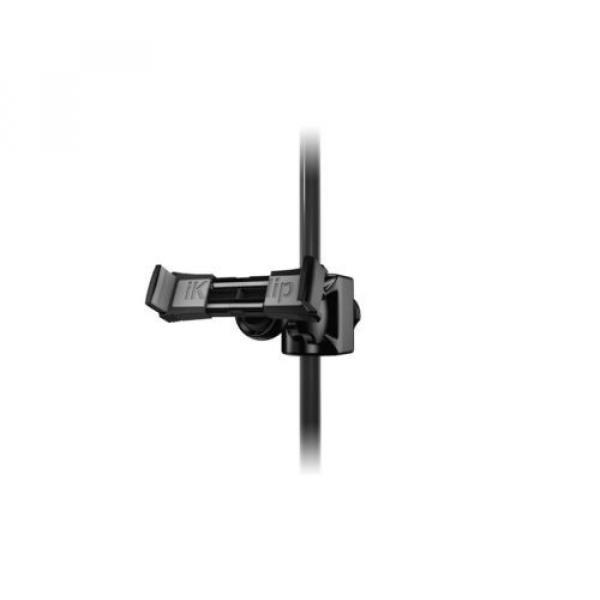 IK Multimedia iKlip Xpand Mini Universal Mic Stand Mount for Smartphone Inc #4 image