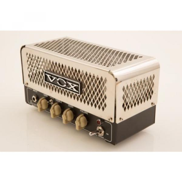 """VOX **** Lil' Night Train **** """"Armored Lunchbox""""  NT2H *Tube Amp Head* #1 image"""