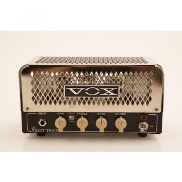 """VOX **** Lil' Night Train **** """"Armored Lunchbox""""  NT2H *Tube Amp Head* #2 image"""