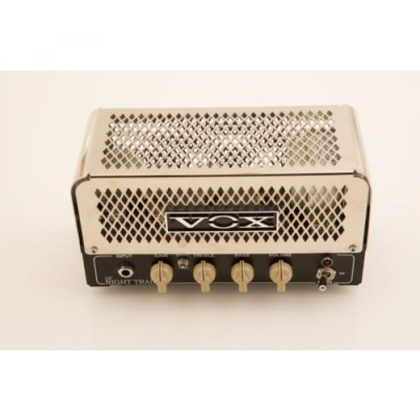 """VOX **** Lil' Night Train **** """"Armored Lunchbox""""  NT2H *Tube Amp Head* #3 image"""