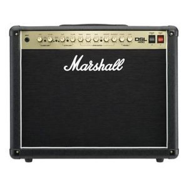 "Marshall DSL40C 40W Tube 2-Channel 1x12"" Electric Guitar Amplifier Combo Amp New #1 image"