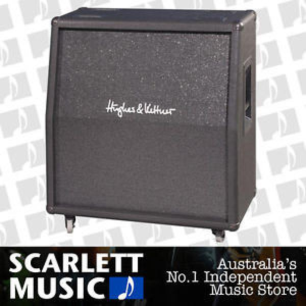 Hughes & Kettner CC412A V30 4x12 Vintage 30 Angled Cabinet w/12 Months Warranty. #1 image