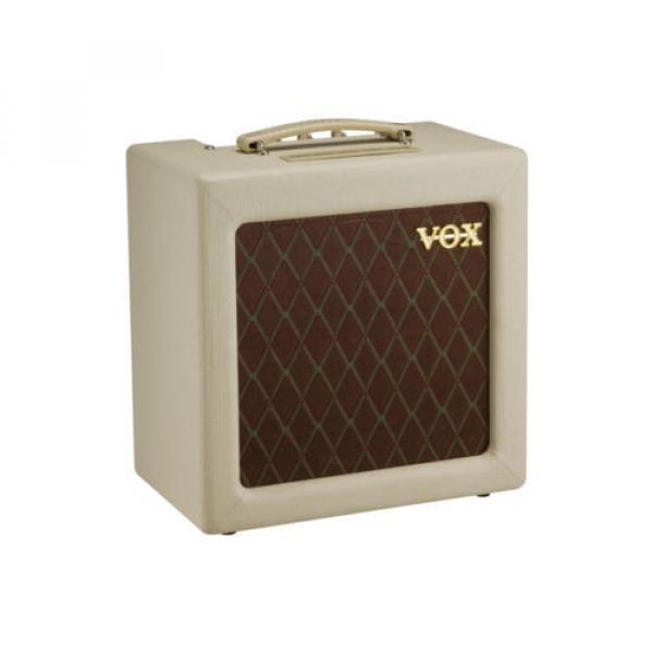 NEW VOX AC4TV 4 Watt Electric Guitar Amplifier #1 image