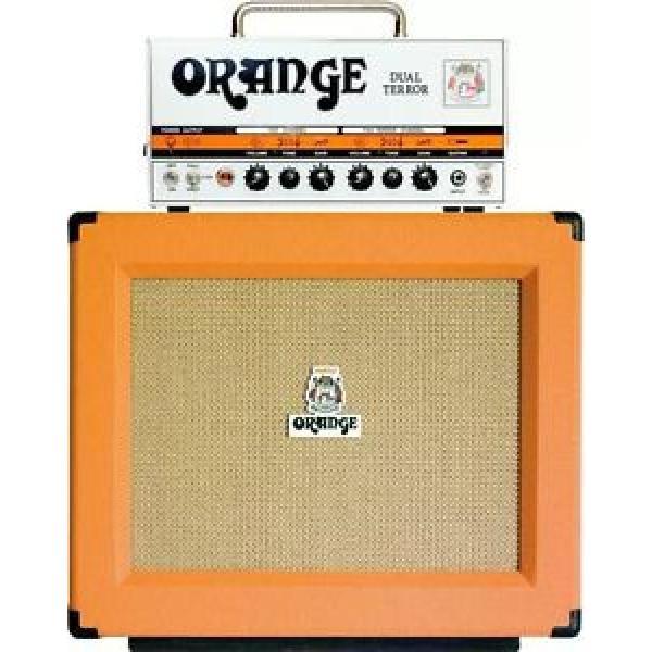 Orange Dual Terror PPC112 Half Stack Amp Package Deal #1 image