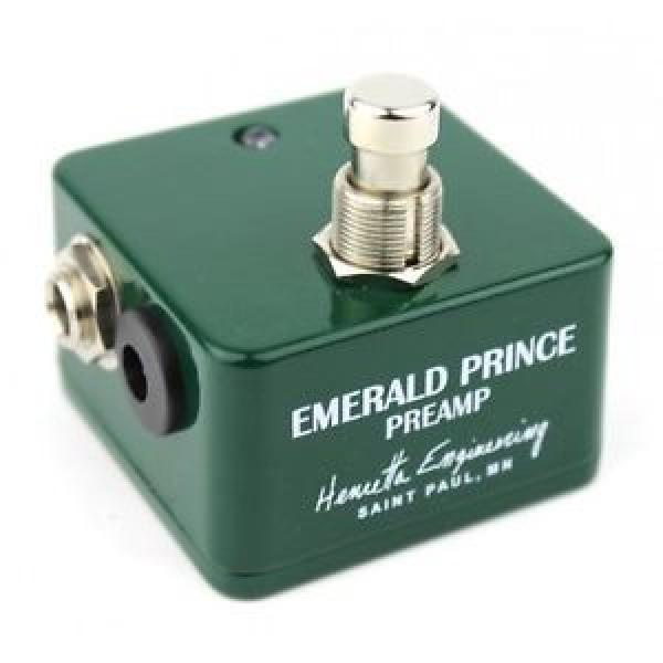 Henretta Engineering - Emerald Prince Preamp - Authorized Dealer #1 image