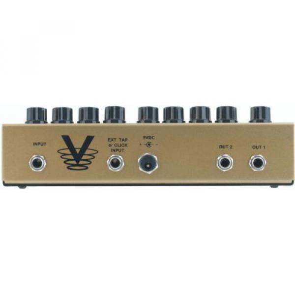 Truetone Visual Sound V3 Dual Tap Delay Pedal BRAND NEW #2 image