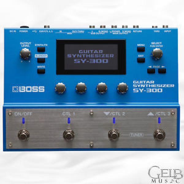 BOSS SY-300 Guitar Synthesizer - SY-300 #1 image